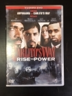 Carlito's Way - Rise To Power DVD (VG/M-) -toiminta-