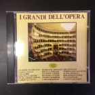 I Grandi Dell'Opera CD (M-/M-) -klassinen-