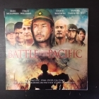 Battle Of The Pacific DVD leffapokkari (VG+/M-) -sota/draama-