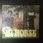 Hi-Horse - Concrete Clouds CD (VG+/VG+) -pop rock-