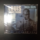 Louis Armstrong - The Satchmo Era 1924-1925 CD (avaamaton) -jazz-