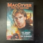 MacGyver - The TV Movies DVD (M-/M-) -toiminta-