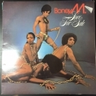 Boney M. - Love For Sale LP (VG-VG+/VG+) -disco-