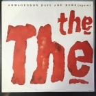 The The - Armageddon Days Are Here (Again) 12'' SINGLE (VG+/VG+) -post-punk-