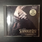 Schindler's List - Music From The Original Motion Picture Soundtrack CD (M-/M-) -soundtrack-