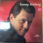 Tommy Körberg - ...Är... LP (M-/VG+) -pop-