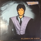 Fancy - Flames Of Love LP (VG-VG+/VG+) -synthpop-