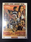Hell Ride DVD (VG+/M-) -toiminta-
