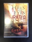 Hills Have Eyes (unrated) DVD (VG+/M-) -kauhu-