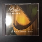 Simon Bernard Smith - Praise Him On The Panpipes CD (VG+/M-) -gospel-