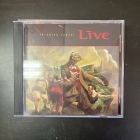 Live - Throwing Copper CD (VG/VG+) -post-grunge-