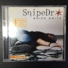 Snipe Drive - Cables CD (G/M-) -alt rock-
