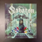 Sabaton - Heroes (limited edition) CD (VG+/M-) -power metal-