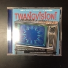 Twangvision (Instrumental Guitars From Finland Play Eurovision Song Contest) CD (M-/M-)