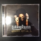 Mighty 44 - Greatest Hits Vol.1 CD (VG+/VG+) -electro-