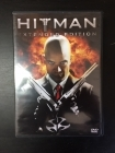 Hitman (extended edition) DVD (M-/M-) -toiminta-