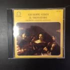 Verdi - Il Trovatore (Excerpts) CD (VG+/VG) -klassinen-