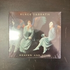 Black Sabbath - Heaven And Hell (deluxe edition) 2CD (avaamaton) -heavy metal-