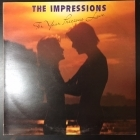 Impressions - For Your Precious Love LP (VG/VG+) -r&b-