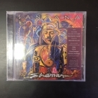 Santana - Shaman CD (VG+/M-) -latin rock-