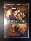 Lonesome Dove - The Series Part I 3DVD (VG-M-/M-) -tv-sarja-