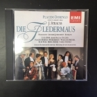 Strauss II - Die Fledermaus (Highlights) CD (VG+/M-) -klassinen-