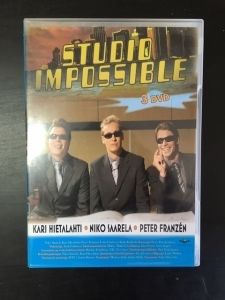 Studio Impossible 3DVD (VG+-M-/M-) -tv-sarja-