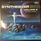 Ed Starink - Synthesizer Greatest Volume 5 (The Final Episode) LP (VG+-M-/VG+) -synthpop-