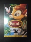 Bambi (special edition) 2DVD (VG+/M-) -animaatio-