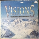 V/A - Visions Of Best Of TV & Film Themes 4LP (VG-M-/VG)
