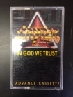 Stryper - In God We Trust PROMO C-kasetti (M-/M-) -heavy metal/gospel-