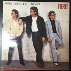 Huey Lewis And The News - Fore! LP (VG/VG) -pop rock-