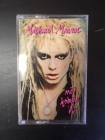 Michael Monroe - Not Fakin' It C-kasetti (M-/VG+) -glam rock-
