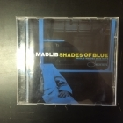 Madlib - Shades Of Blue CD (VG/VG+) -hip hop-