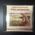 Kauniin Kaijan balladi - Pala purppuraa CD (M-/M-) -soundtrack-