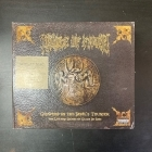 Cradle Of Filth - Godspeed On The Devil's Thunder (special edition) 2CD (VG-VG+/VG+) -black metal/death metal-