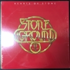 Stoneground - Hearts Of Stone LP (VG+/VG+) -blues rock-