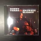 Sonny Terry & Brownie McGhee - The Real Blues CD (M-/M-) -blues-