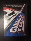 Gumball 3000 - 6 Days In May DVD (VG+/M-) -dokumentti-
