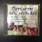 Hits Of The 60's, 70's & 80's CD (M-/M-)