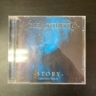 Sentenced - Story (Greatest Kills) CD (VG+/M-) -melodic death metal-