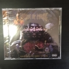 Cradle Of Filth - Godspeed On The Devil's Thunder CD (avaamaton) -black metal/death metal-
