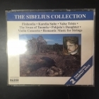 Sibelius Collection 2CD (VG-VG+/M-) -klassinen-