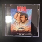 Hero - Original Motion Picture Soundtrack CD (M-/M-) -soundtrack-