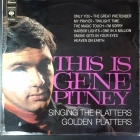 Gene Pitney - This Is Gene Pitney Singing The Platters Golden Platters LP (VG/VG+) -pop-