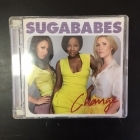 Sugababes - Change CD (VG+/M-) -pop- (kotelo rikki)