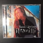 Tommi Läntinen - Iltavilli CD (VG+/M-) -pop rock-