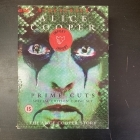 Alice Cooper - Prime Cuts (special edition) 2DVD (VG/VG+) -hard rock-