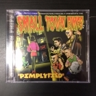 Small Town Pimps - Pimplyfied CD (VG+/M-) -psychobilly-