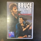 Bruce Springsteen - In Concert DVD (VG/M-) -roots rock-